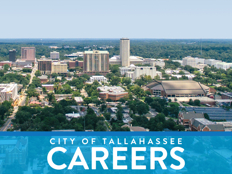 See City of Tallahassee Job Information