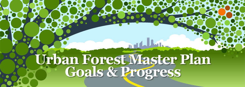 Urban Forest Master Plan Goals & Progress