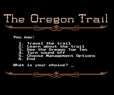 Oregon Trail is Free to Play