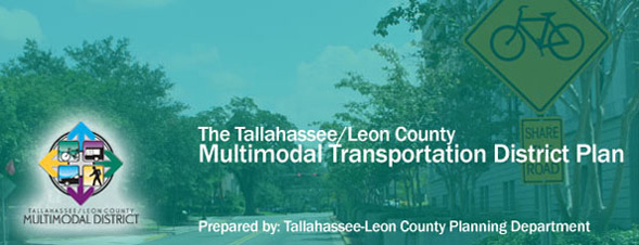 Multimodal Transportation District Plan