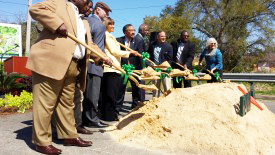 FAMU Way Groundbreaking