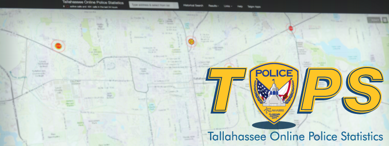 Tallahassee Online Police Statistics