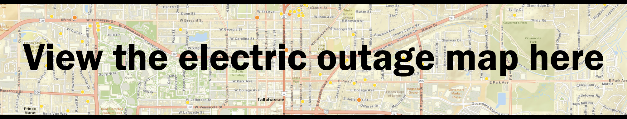 View the Electric Outage Map Here