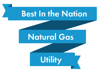 Best in the Nation Natural Gas Utility