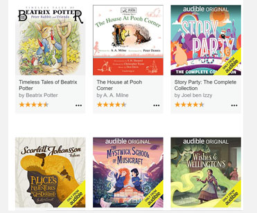 Free Books from Audible