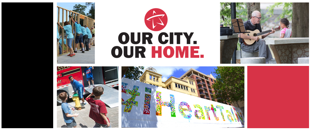 Click to View the Our City Our Home Flipbook