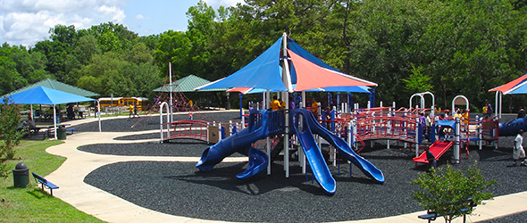 Tom Brown Park Playground