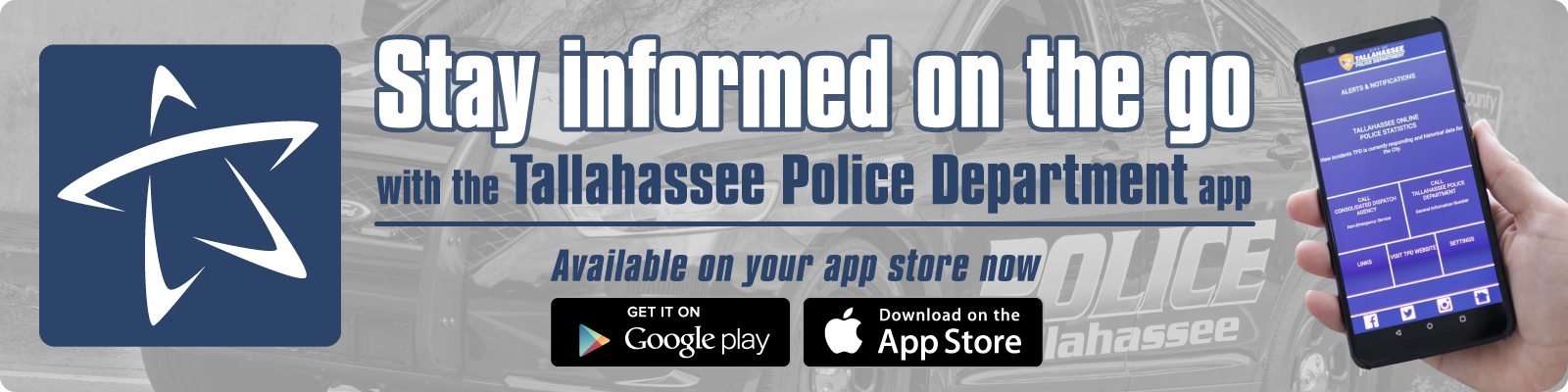 Download the TPD Mobile app today